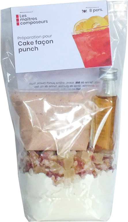 Cake Facon Punch