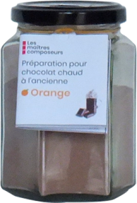 Chocolat Chaud Orange