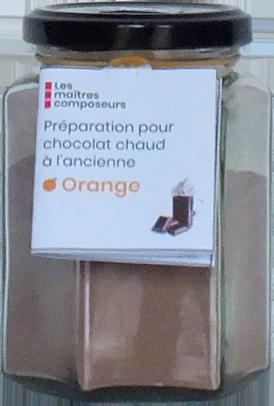 Chocolat Chaud Orange