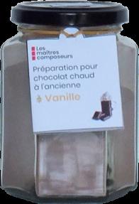 Chocolat Chaud Vanille