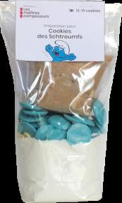 Cookies Schtroumfs