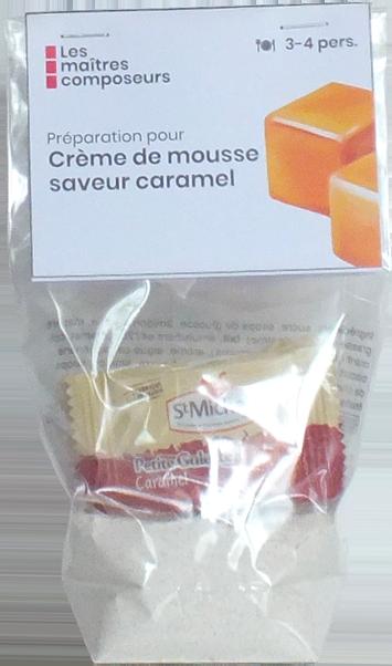 Creme De Mousse Caramel