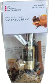 Vin Chaud Blanc