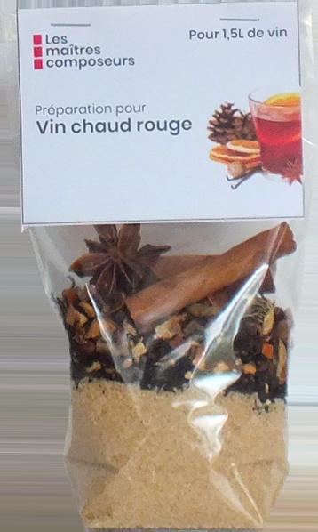Vin Chaud Rouge