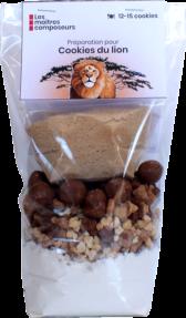 Cookies Lion