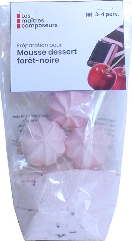 Mousse Foret Noire