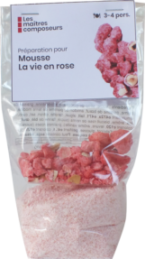 Mousse Vie En Rose