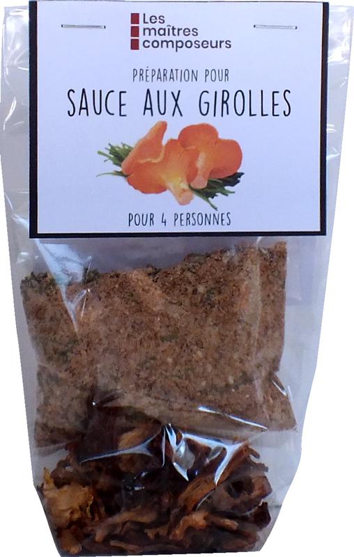 Sauce Girolles